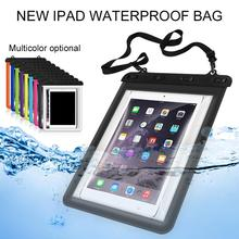 Underwater Waterproof Table Computer Protect Case Cover Dry
