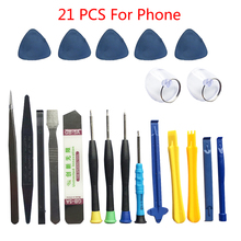 DIYFIX 21 in 1 Mobile Phone Repair Tools Kit Spudger Pry Opening Tool Screwdriver Set for Phone Hand Tools Set Disassemble Tool newest mobile phone repair tools kit spudger pry opening tool screwdriver set for iphone samsung phone hand tools set