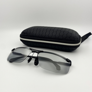Image 5 - Soodacho Sonnenbrille Mann 2021 Neue Brillen Photochrome Auto Fahrer Brille Sonnenbrille UV Schutz Gläser Brillen