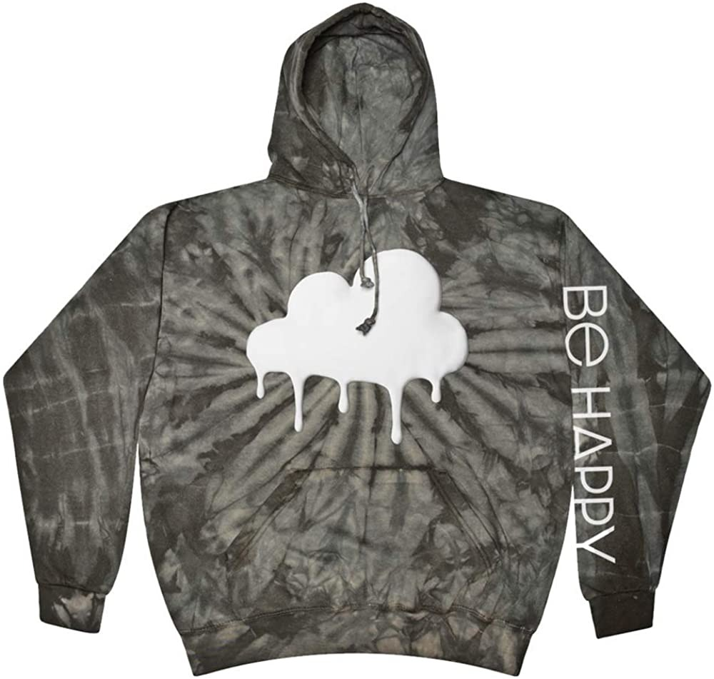 2020 Dixie D'Amelio Hoodie Sweatshirts Men/Women Clouded BE Happy Merch Hoodies Unisex Tracksuit Streetwear 1