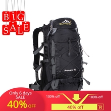 outdoor shoulder sports bag waterproof hiking backpack