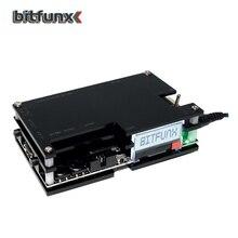 Bitfunx ossc open source scan converter hdmi adaptador para consolas de jogos retro ps2/sega/saturn/nintendo 64/pc motor/playstation 2