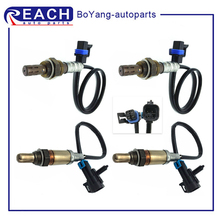 lambda o2 sensor downstream paer for 2000 06 jaguar xk xk8 coupe convertible 4 2l 99 05 jaguar vanden sedan no 234 4735 234 4798 4 Wires O2 Oxygen Sensor Upstream Downstream for 2008 2009 Chevrolet Equinox Pontiac Torrent 07-09 Suzuki XL-7 234-4819 234-4840