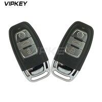Remotekey 2pcs 3 button 868Mhz 8T0959754C for Audi key A4 A6 Q5 SQ5 8T0 959 754C Smart car key