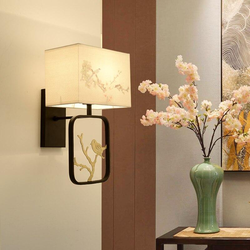 Oufula interior lâmpadas de parede luminária moderna