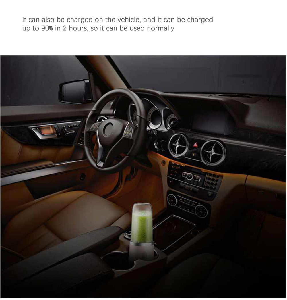 Hd73892948fdb4ccd9cd58e5d1b9b463aD Xiaomi Deerma Portable Blender Electric Juicer 400ML Wireless Automatic Multipurpose USB Rechargable Mini Juice Cup Cut Mixer