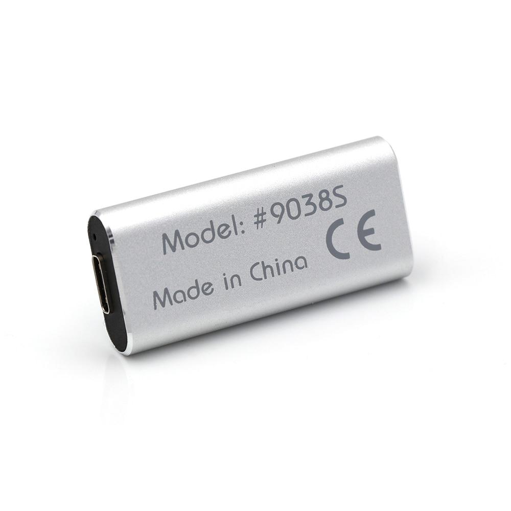 E1DA 9038S Gen 2 USB DAC Headphone Amp