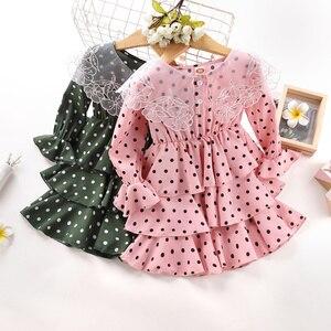 HIPAC/летние детские платья для девочек 6, 8, 10, 12 лет, Повседневное платье принцессы для девочек Одежда для подростков детские костюмы, одежда