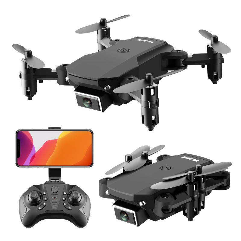 S66 Mini RC Drone 4K HD Camera Professional Aerial Photography Helicopter Gravity Induction Folding Quadcopter 1