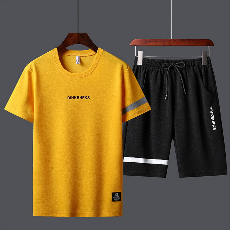 Men's T-shirt + Shorts Set  1