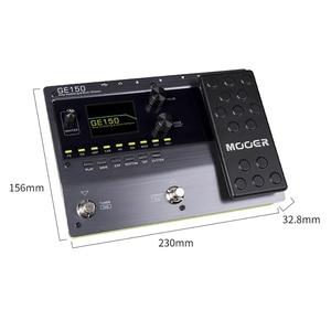 Image 2 - Mooer GE150ギターペダルマルチエフェクトプロセッサ (80s) デジタルチューブアンプ9エフェクトタイプ55アンプ · モデルotg機能