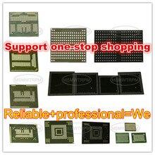THGBMFT0C8LBAIG BGA153Ball EMMC5.0 5,0 128GB de memoria para teléfono móvil, bolas soldadas originales y de segunda mano, probado OK