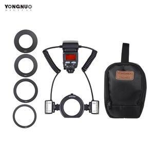 Flash Speedlite Rings 70d-Cameras 1dx Yongnuo Yn24ex Canon Eos 5600K E-TTL with 2pcs