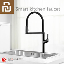 Youpin Induction Water Saver Overflow Smart Non Contact Faucet Sensor Infrared Water Saver Kitchen Dual Mode Water Spray