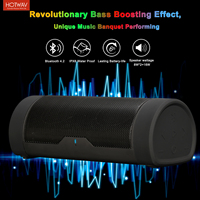 Waterproof Portable wireless speaker outdoor high power blueooth bass speakers for computer home pc phone laptop sound bar