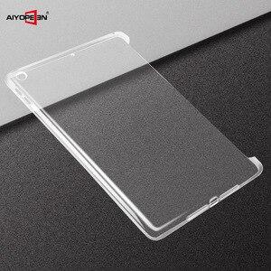 Мягкий прозрачный чехол для ipad mini 1 2 3 4 5 tansродитель ТПУ силиконовый чехол для ipad 2 3 4 чехол для Air 1 2 3 2018 9,7 10,2 Air 4 10,9