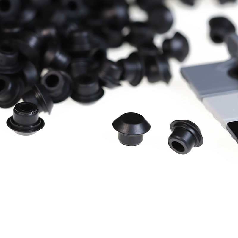 100Pcs Lot Bulk Technic Rubber Stopper Chain link Grip Track Attachmen Tank Link Bricks Toy Compatible with legoes in Blocks from Toys Hobbies