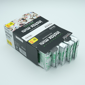 Image 5 - Bộ Máy Chụp Ảnh Lấy Ngay Fujifilm Instax Mini Bộ Phim Trắng 50 Tờ Dành Cho Máy Chụp Ảnh Lấy Ngay Fuji Instax Ngay Ảnh Phim Giấy Cho Máy Chụp Ảnh Lấy Ngay Fuji Instax Mini 9/8/7S/25/50/90