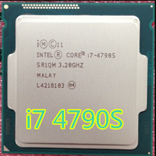 CPU Processor 4790S Lga 1150 Quad-Core 65W Intle Scrattered-Pieces