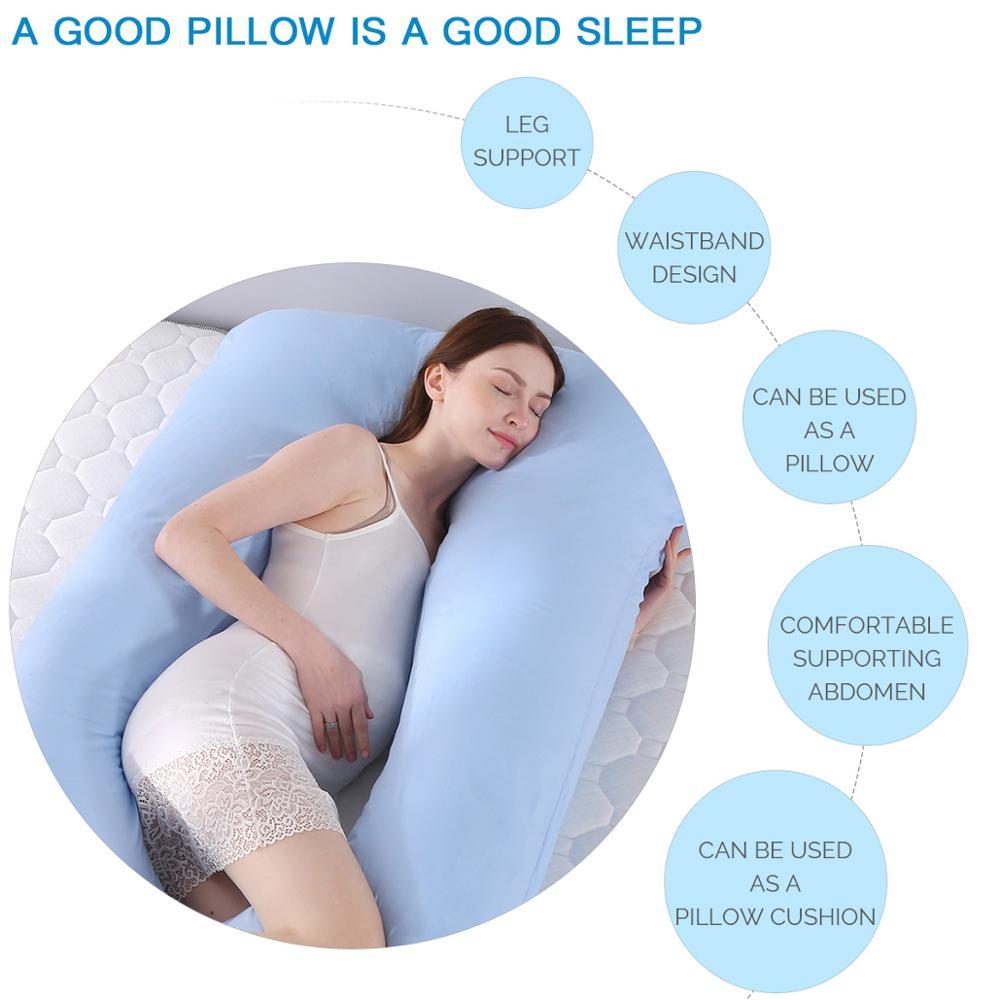 U образные подушки для беременных боковые спальные кровати подушки для беременных