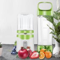 Portable USB Charging Fruit Juicer Baby Milkshakes Smoothies Blender With Juice Cup Fruit Blending Machine