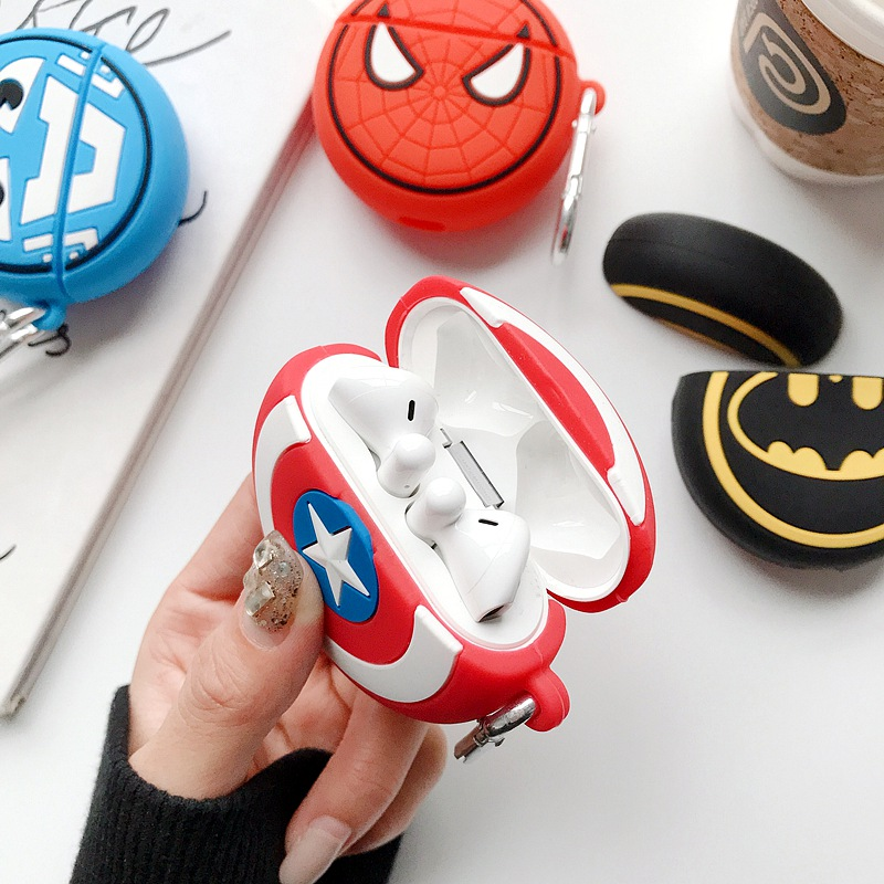 Fundas For Huawei Freebuds 3 Case Fashion Funny Cartoon Earphone Cover For Huawei Freebuds 3 Freebuds 3 Pro Headphone Cover