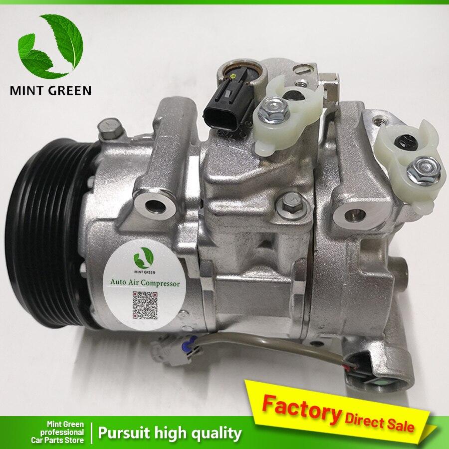 Mazda MX-5 miata 용 ac 컴프레서 2006-2012 에어컨 컴프레서 assy NEY1-61-450 ney161450 60-03235 nc