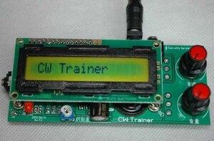 Image 4 - 2in1: CW مدرب و فك * مورس رمز التدريب شريك * كيير مترجم تيار مستمر 9 فولت 12 فولت تردد اللحن: 600 هرتز 1200 هرتز