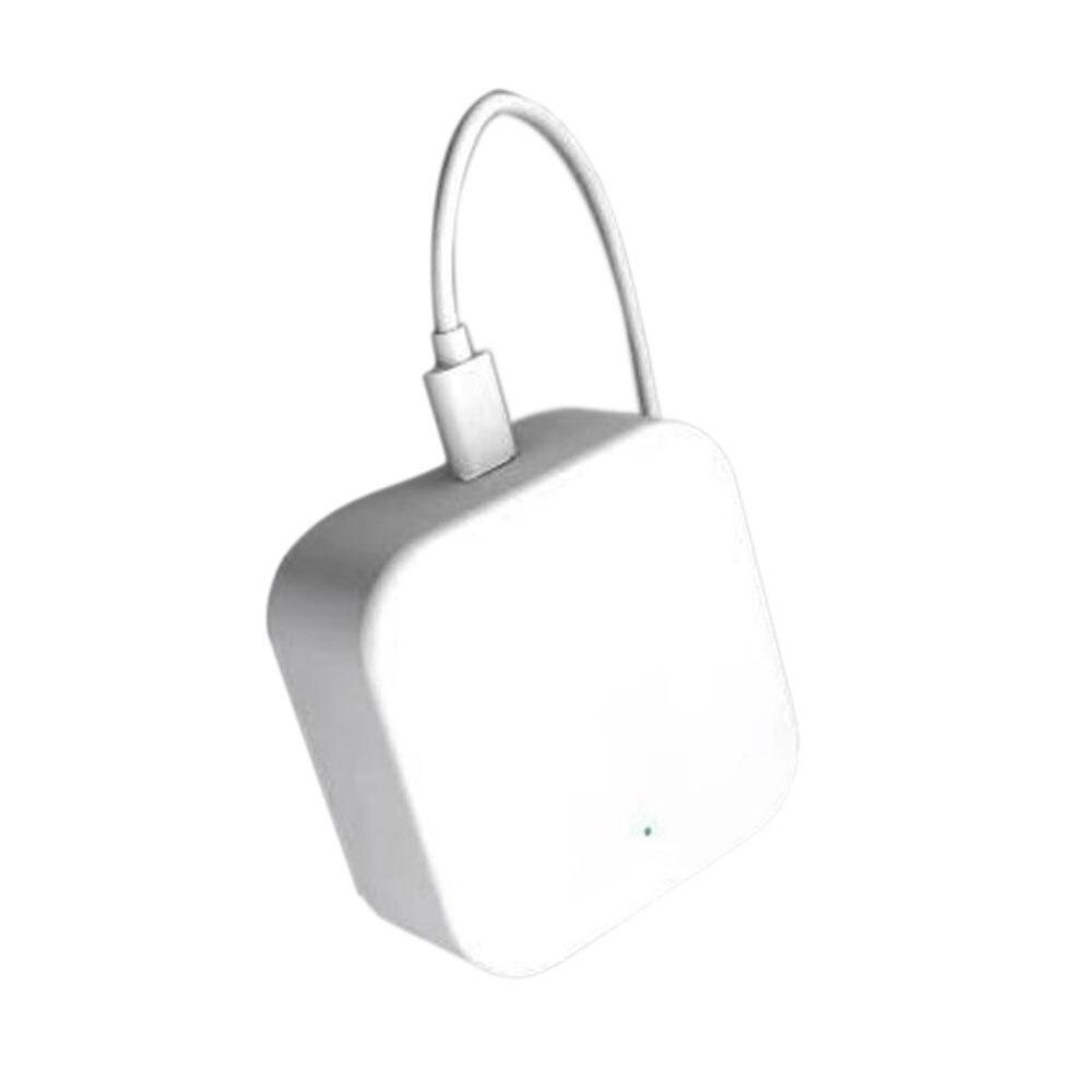 Ev Dekorasyonu'ten Kulp setleri'de G2 Tt kilidi App Bluetooth akıllı elektronik dış kapı kilidi wifi adaptörü Usb güç arayüzü ile title=