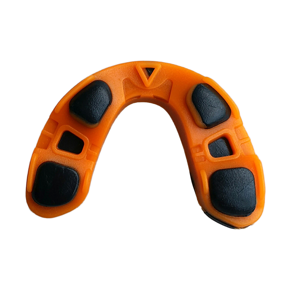 Gum Shield Teeth Grinding Mouth Guard Boxing MMA Rugby Mouthpiece Protector