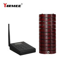 Wireless Calling System Coaster Pager Restaurant Pager System Restaurant Equipments Skip the line