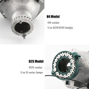 Image 4 - Ronan ampoules au xénon 3.0 pouces, bi bleu, pour HL 5R football, verre, verres, projecteur, utilisation D2S D2H D1S D3S D4S