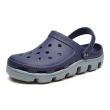 Hole Sandals Men Shoes Literide Crocks crocse Clogs Women Sandalias zapatos de hombre croc