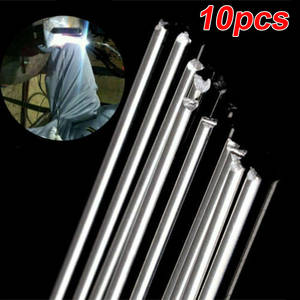 Power-Tools Welding-Rods Brazing-Melting Low-Temperature Aluminum 10pcs Surfaces Corrosion-Resistance