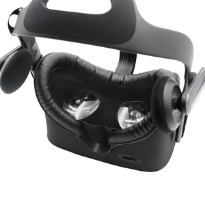 Image 2 - Pad PU หนังโฟม Comfort Facial อินเทอร์เฟซชุดทนทานจมูก Rest เปลี่ยน Eye Mask อุปกรณ์เสริมสำหรับ Oculus Rift VR ชุดหูฟัง