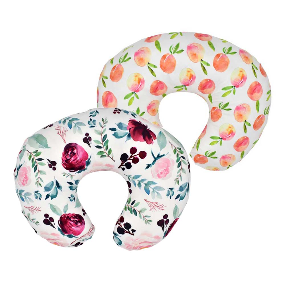 Nursing Pillowcase Newborn Baby Feeding Cuddle Cover Maternity Waist Cushion Slipcovers Breastfeeding Bedding Accessories