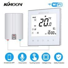 Neue KKmoon Digitale Wasser/Gas Kessel Heizung Thermostat mit WiFi Verbindung Stimme Kontrollraum Temperatur Controller