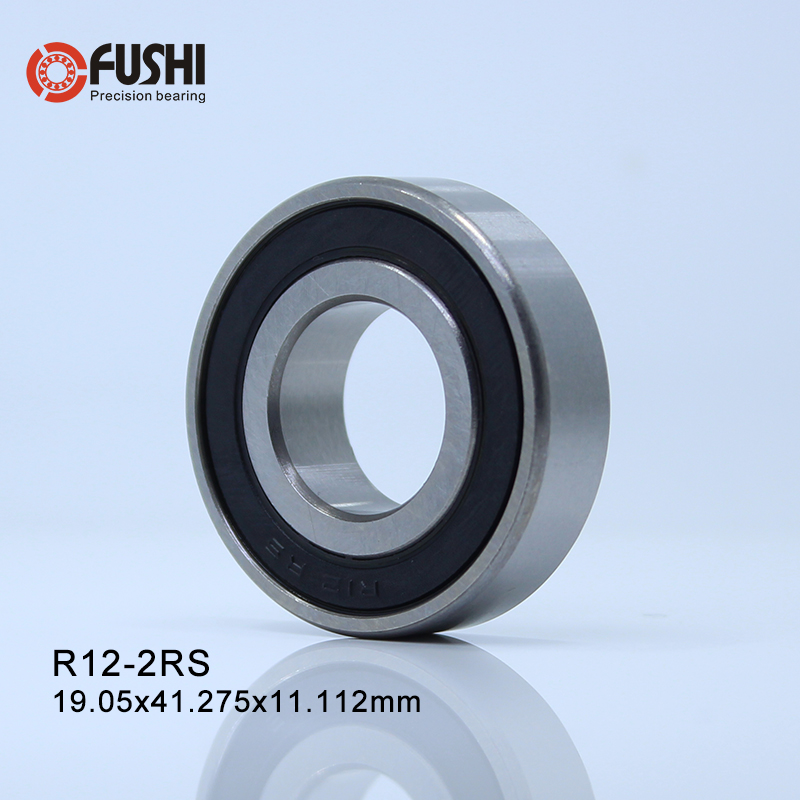 R12-2RS Bearing 19.05*41.275*11.112 Mm ( 1 PC ) BBR12 Balls Bicycle Bottom Bracket Repair Parts R12 2RS Ball Bearings