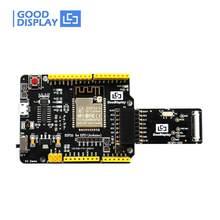 E-papier display Arduino entwicklung demo kit