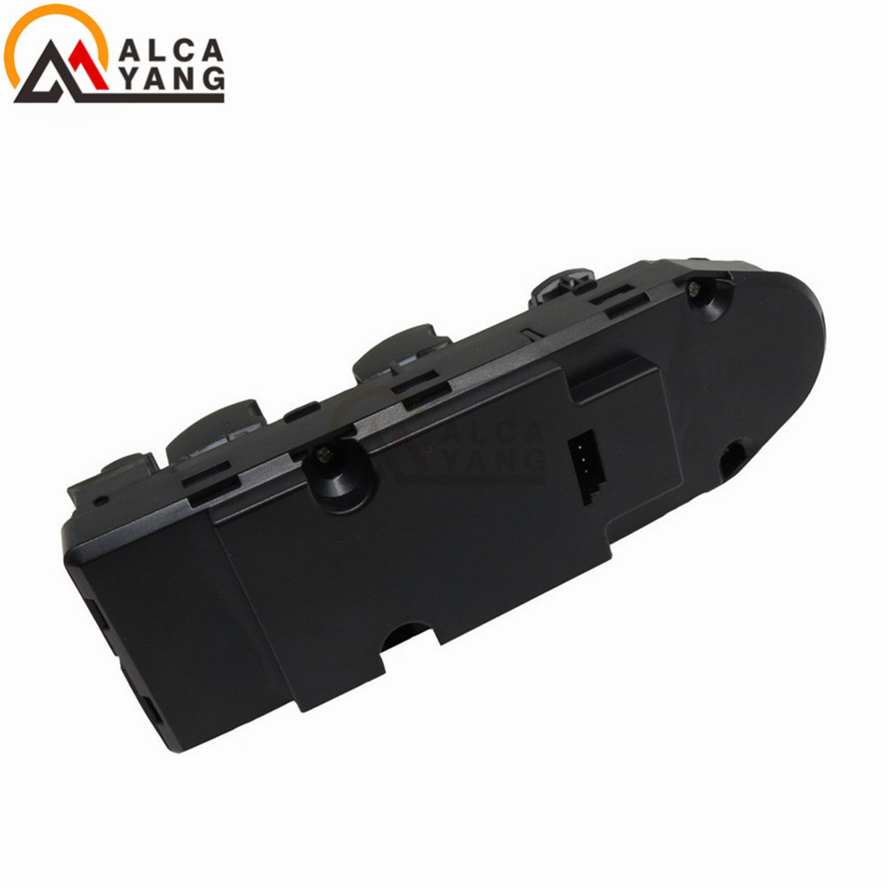 Black Driver Window Lifter Mirror Switch Control Unit FOR BMW E83 X3 2004-2010