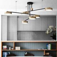 Nordic Contemporary Design LED Diode Chandelier Lighting for Bedroom Living Room Loft Dining Room Modern Home LED Decor Lamp