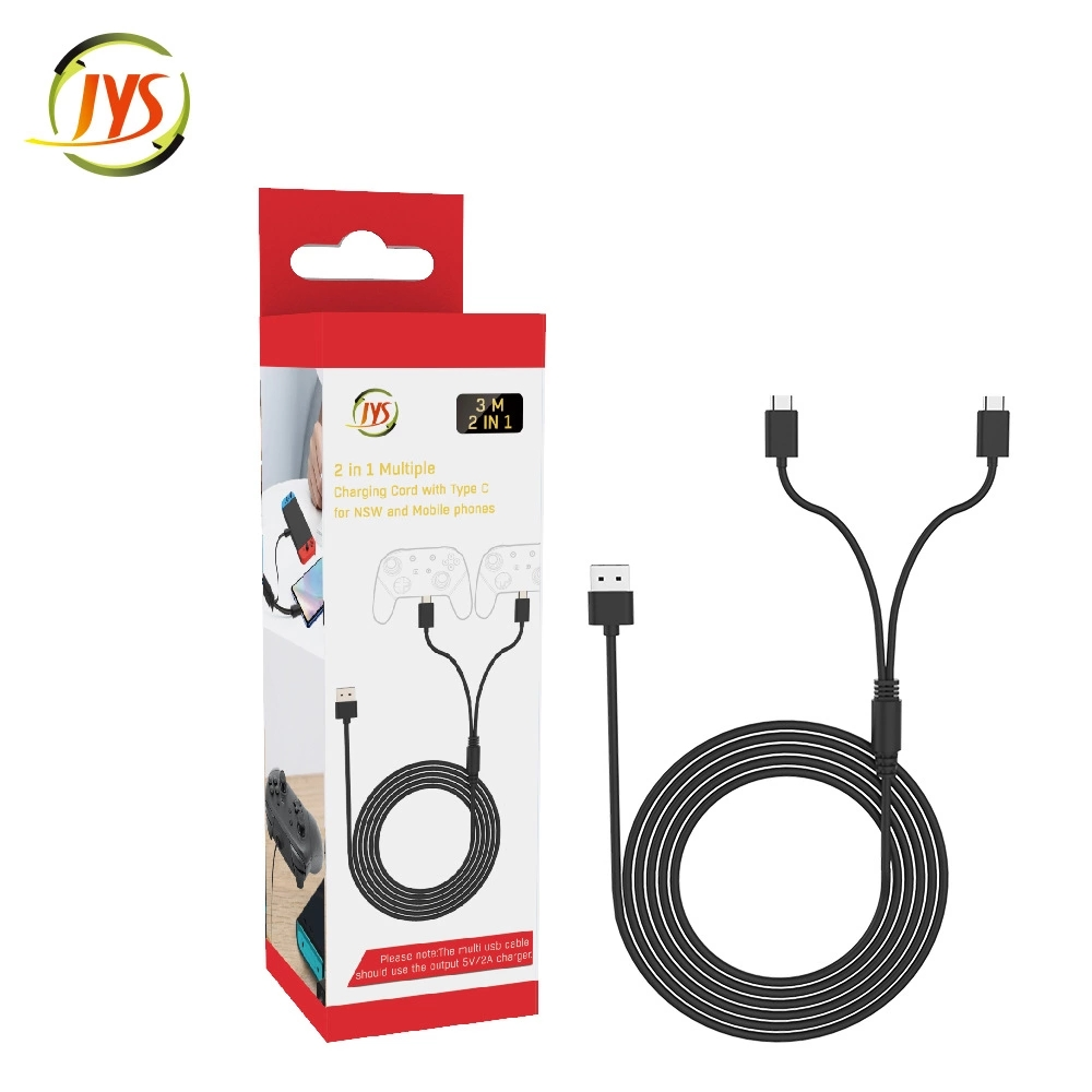 2 In 1 Charging Cable For PS5 (3)