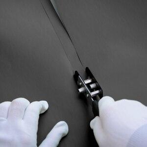 Image 4 - EHDIS Car Window Sticker Cutter Fiber Vinyl Wrap Double Blade Knife Foil Tinting Film PTFE Coat Adjustable Safety Cutting Tool