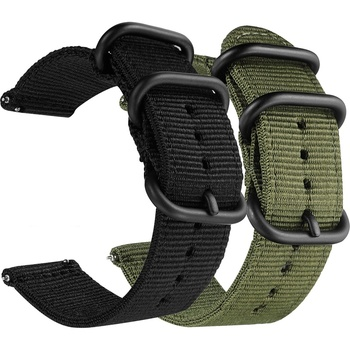 24mm nylon canvas Sport Band For Suunto 7 smart watch Wrist Strap Watchband Replaceable Accessories for suunto core nylon diver watch strap band kit w lugs 5 ring pdv clasp 20 22 24mm zulu for nato g10 tools
