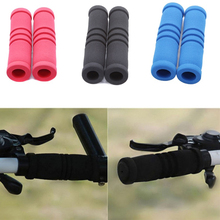 Bar-Grips Bicycle-Accessories Foam-Cover Motorcycle-Handle Mountain-Bike Soft-Sponge