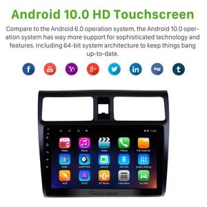 """Image 5 - Seicane 10.1 """"samochodowy odtwarzacz multimedialny dla 2005 2006 2007 2008 2009 2010 Suzuki Swift Android 10.0 HD dotykowy ekran nawigacji GPS"""