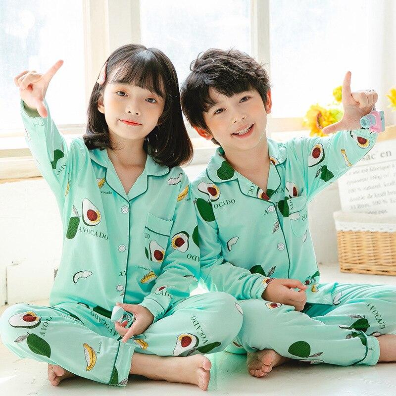 Unisex High-Cotton Printed Nightwear