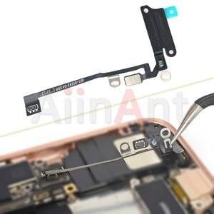 Image 5 - Original Für iPhone 7 8 Plus Wifi Bluetooth NFC WI FI GPS Signal Antenne Flex Kabel Abdeckung Ersatz Reparatur Ersatzteile