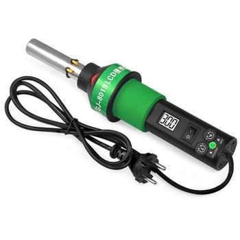 Portable BGA Rework Solder Station Hot Air Blower Soldering Repair Hot Air Gun Gentle Wind Long Motor Life and Low Noise