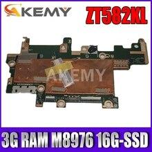 New! original FOR ASUS Zenpad Z8s ZT582KL ZT582K MB P00J 100% TESED OK Tablet Motherboard Logic board W/ 3G RAM /M8976 16G-SSD